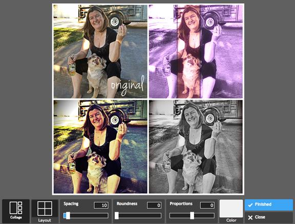 Pixlr Tutorial step 3