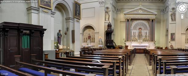 Saint Audoens Dublin Ireland
