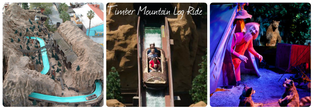 Timber Mountain Log Ride